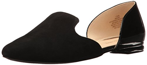 Black Nine Flat Suede Toe Pointed Shay Women's West YpWwqrpR0