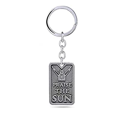 Value-Smart-Toys - Game DARK SOULS 3 Keychain Praise The Sun ...