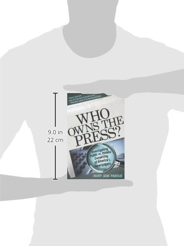 Who Owns The Press Investigating Public Vs Private Ownership Of