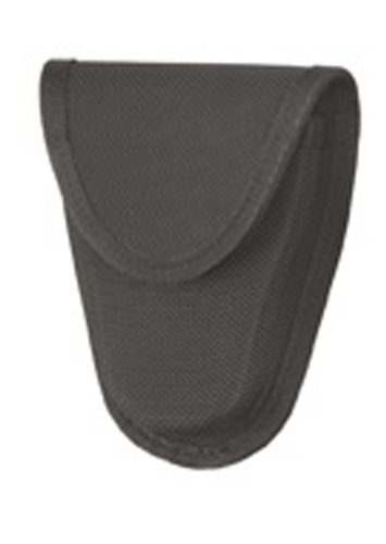 Gould & Goodrich X140 Handcuff Case Place On Belt Up to 2-1/4-Inches (Black Ballistic Nylon)