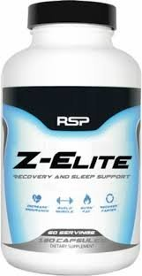 RSP Z-Elite Recovery and Sleep 60 Servings - Sleep Booster