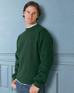 82300 Fruit of the Loom Adult Supercotton™ Sweatshirt (Chocolate) (S)