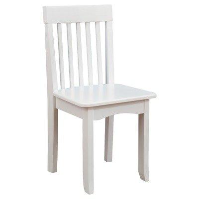 Kids White Desk Chair (Avalon Kids Desk Chair Finish:)