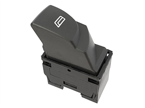zur Bedienung des rechten Beifahrerseite Fahrerseite Ersatzteil Schalter Fensterheber links Fensters schwarz-schwarz