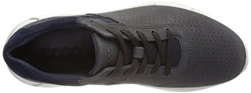 Luca Basses Ecco Homme Magnet Ecco Marine Luca Gris Sneakers w5IxqppES