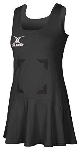 a4345ecb1ba Gilbert New Netball Flare Dress Sleeveless Shirt Comfortable Dry ...