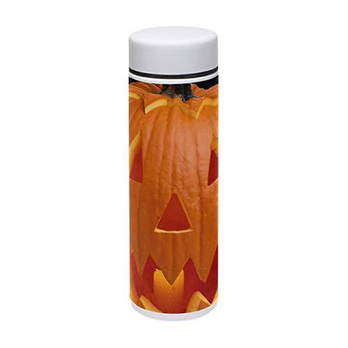 Thermal Travel Mug Classic Pumpkin Carving Food Grade