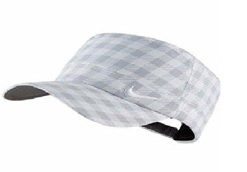 変化する思春期の結婚したNIKE ナイキ レディース用 DRI-FIT ドライフィット バンカーキャップ ゴルフ用 帽子 頭囲(55-57cm) 628617 ホワイト/ライトマグネットグレー 国内正規品
