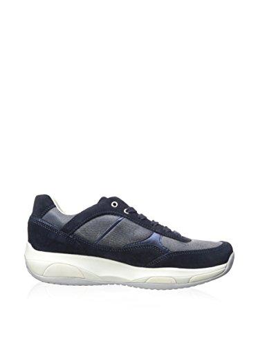 Geox - Zapatillas para mujer azul marino