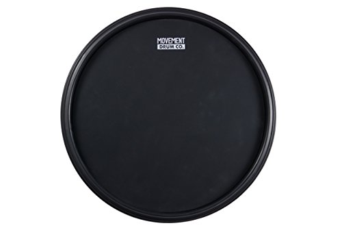 The 12-inch Double Sided Practice Pad 3-in-1, Laminate - Three Different Hitting Surfaces, The Most Complete Practice Pad In The Market