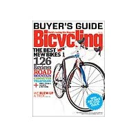 1-Year (10 Issues) of Bicycling Magazine Subscription