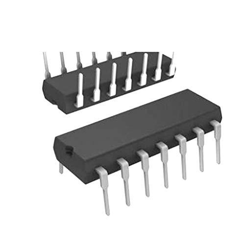500PCS CD4013BE CD4013 DIP-14 IC by ElectronicFuns
