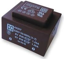 230/V 2/x 12/V 44309/par Myrra Transformateur 16/VA