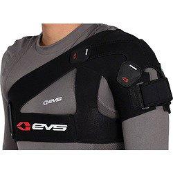 EVS Sports SB03 Shoulder Brace Body Armor Black Medium