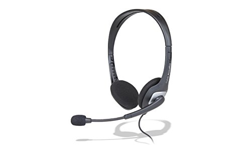 Cyber Acoustics Usb Headset With Microphone (Cyber Acoustics AC-8020 USB Stereo Headset)