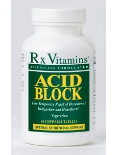 Acid Block 60 Chewable Tablets by Rx ()