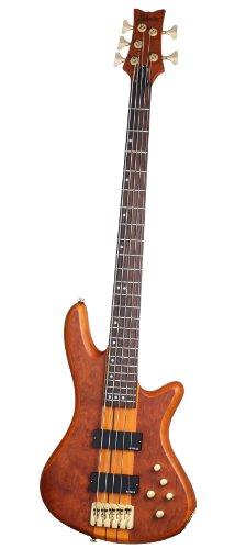 String Bass Guitar Walnut Satin - 6