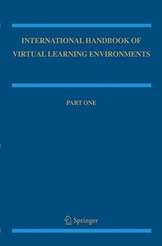 Read Online International Handbook of Virtual Learning Environments (Springer International Handbooks of Education) (Vol. 1 & 2) ebook