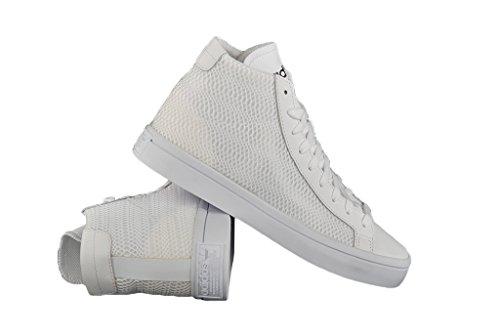 adidas , Chaussures de skateboard pour homme Blanc White Blanc - Bianco