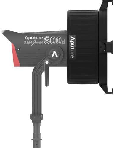 Aputure F10 Fresnel Zoom Lens for 600D PRO Photography Fill Light Spotlight for YouTube Live Photography Studio