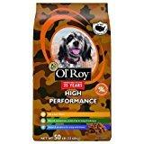 Ol' Roy High Performance Dry Dog Food, 50 Lb (Pack 2) (Food Old Dog Roy)
