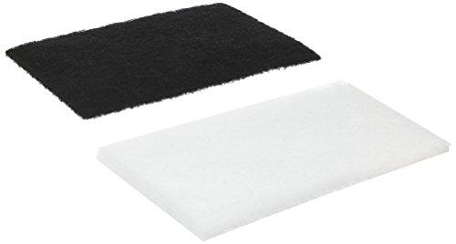 Supreme (Danner) ASP11844 4-Pack Bio-Matrix Carbon/Polyester Filter Pad for (Bio Matrix Cartridge)