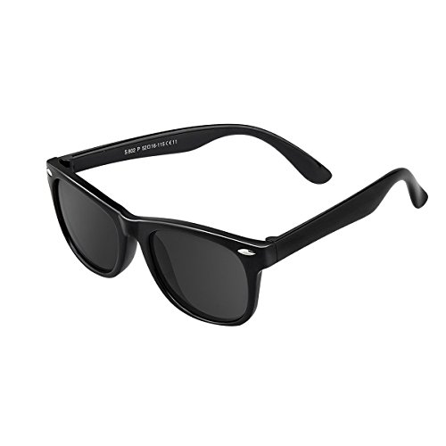 cce50880e79 IWOCH Rubber Flexible Kids Polarized Sunglasses for Baby Girls age 3-10 -  Buy Online in Oman.