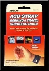 ACU-STRAP Motion Sickness Relief Band