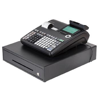learn how to work casio electronic cash register