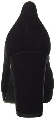BATA 7236500 - zapatos de tacón de punta cerrada Mujer negro (negro)