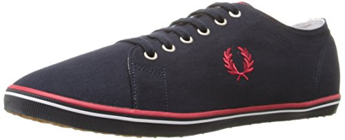 Fred Perry Kingston Twill - - Hombre Bleu marine