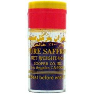 (Sadaf Pure Saffron Powder, 4 g)