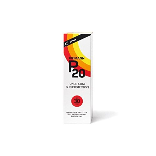 Riemann P20 Sun Filter 100ml SPF30 (Pack of 4)