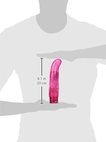 California Exotics 10 Function Hot Pinks, G-Spot, 7''
