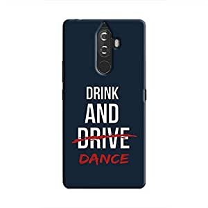 Cover It Up - Drink and Dance K8 Note Hard Case