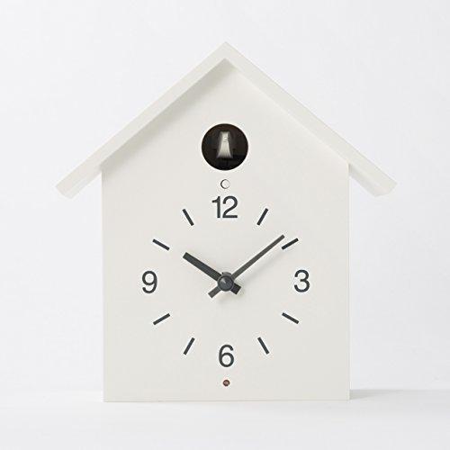 MUJI Cuckoo Clock [White - Large size] by Muji
