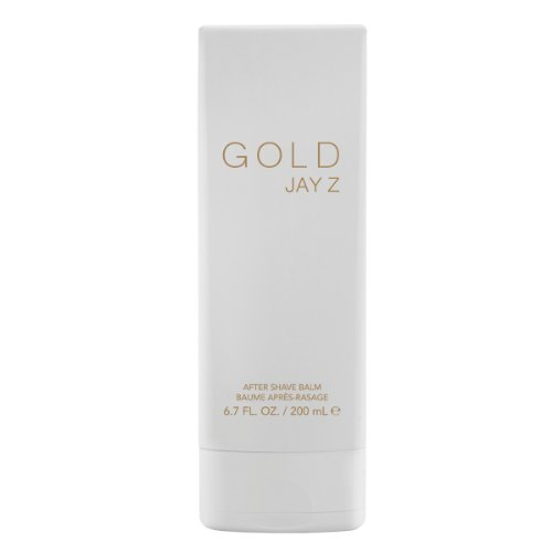 GOLD JAY Z After Shave Balm, 6.7 Ounce