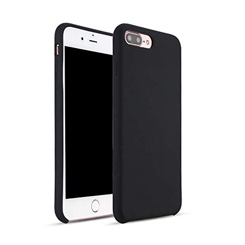 (SulTech iPhone 8/iPhone 7 Plus(5.5') Ultra-Protective & Durable   Silicone Case   Scratch, Fingerprint & Grease Resistant   Microfiber Cloth Lining Inside The Case   Supports Wireless Charging)