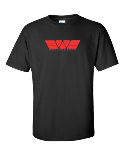 Weyland Corp T-Shirt inspiriert von Prometheus