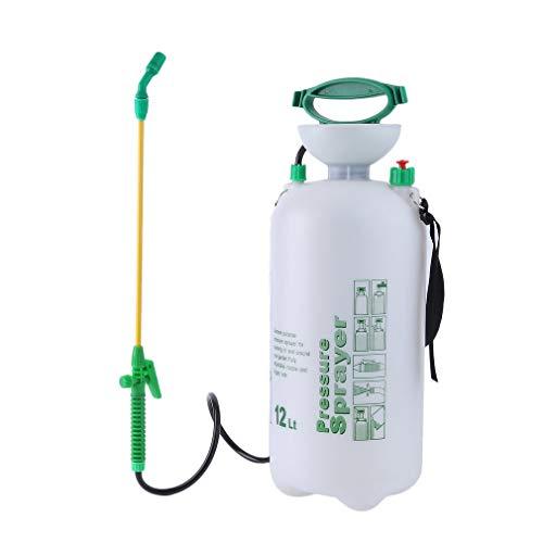 12l Garden Sprayer (IOOkME-H Pump Sprayer Backpack, 12L, 3-Gallon Garden, and Multi-Purpose Or Home Pump Sprayer)