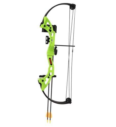 Bear Archery Brave Youth Bow Green B013XR1VXG