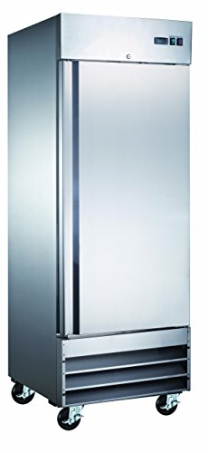 29″ Commercial Reach In Stainless Steel Refrigerator CFD-1RR
