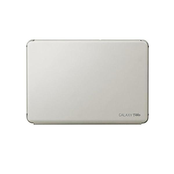 Samsung Book Cover - Funda para Samsung GT-P7500 Galaxy Tab 10.1 (función soporte), blanco 2