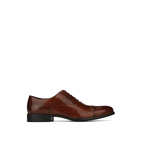 Kenneth Cole New York Chief Advisor Cap Toe Dress Oxford Cognac