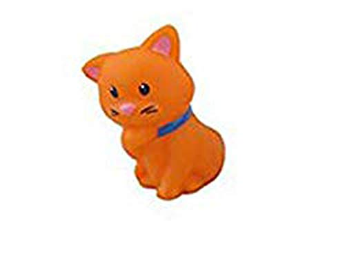 Fisher-Price Little People Animal Rescue Set #DYR80 - Replacement Orange Tabby Cat