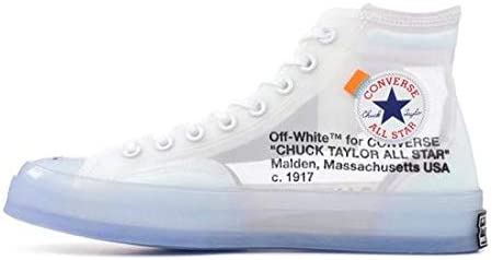 OFF WHITE x Converse Chuck 70, 43 EU