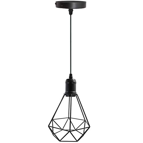 Wire Cage Light Pendant