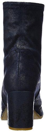 MIRALLES Femme PEDRO 27502 Marino Bottes Bottines BY WEEKEND Et Motardes Bleu E6qxRFOS