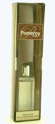 (Pomeroy San Miguel47 Reed Diffuser Refills - Midnight Suede)
