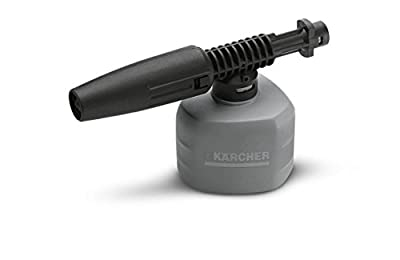 Karcher Foam Cannon Soap Dispenser Nozzle for Karcher Electric Power Pressure Washers
